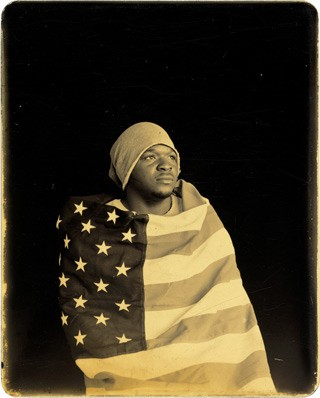 Deborah Luster Eddie M. 'Fat' CoCo, Transylvania, Louisiana, March 8, 2002 gelatin silver print on aluminum image: 12.7 10.1 cm (5 4 in.) National Gallery of Art, Washington, Gift of Julia J. Norrell, in Honor of Claude Simard and the 25th Anniversary of Photography at the National Gallery of Art © Deborah Luster, Courtesy of the artist and Jack Shainman Gallery, New York