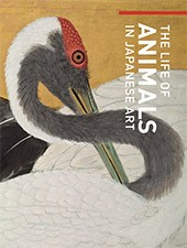 "Image: Book cover of ""The Life of Animals in Japanese Art"""