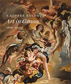 "Image: Book cover of ""A Superb Baroque: Art in Genoa, 1600-1750"""
