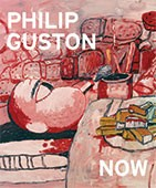 "Image: Book cover of ""Philip Guston Now"""