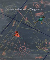 "Image: Book cover of ""Outliers and American Vanguard Art"""