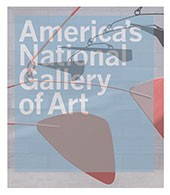 "Image: Book cover of ""America's National Gallery of Art"""