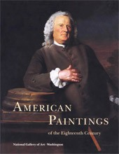 "Image: Book Cover of ""American Paintings of the Eighteenth Century"""