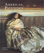 "Image: Book Cover of ""American Paintings of the Nineteenth Century, Part II"""