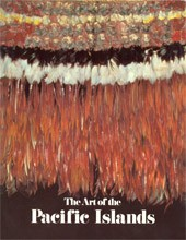 "Image: Book Cover of ""The Art of the Pacific Islands"""
