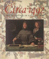 "Image: Book Cover of ""Circa 1492: Art in the Age of Exploration"""