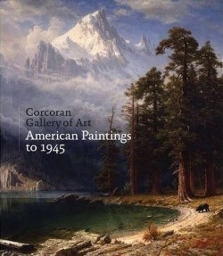"Image: Book Cover of ""Corcoran Gallery of Art: American Paintings to 1945"""