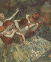 "Image: Book Cover of ""Degas: The Dancers"""