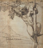 "Image: Book Cover of ""The Drawings of Annibale Carracci"""