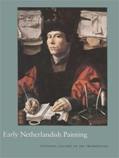 "Image: Book Cover of ""Early Netherlandish Painting"""