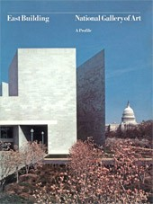 "Image: Book Cover of ""East Building, National Gallery of Art: A Profile"""