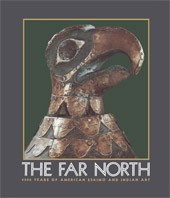 "Image: Book Cover of ""The Far North: 2,000 Years of American Eskimo and Indian Art"""