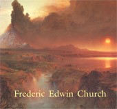 "Image: Book Cover of ""Frederic Edwin Church"""