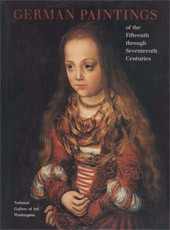 "Image: Book Cover of ""German Paintings of the Fifteenth through Seventeenth Centuries"""
