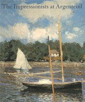 "Image: Book Cover of ""The Impressionists at Argenteuil"""