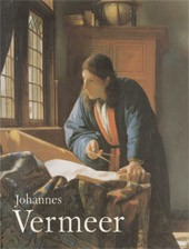 "Image: Book Cover of ""Johannes Vermeer"""