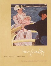 "Image: Book Cover of ""Mary Cassatt, 1844–1926"""