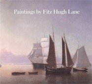 "Image: Book Cover of ""Paintings by Fitz Hugh Lane"""