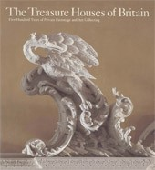 "Image: Book Cover of ""The Treasure Houses of Britain: Five Hundred Years of Private Patronage and Art Collecting"""