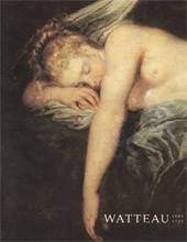 "Image: Book Cover of ""Watteau: 1684–1721"""