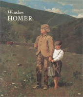 "Image: Book Cover of ""Winslow Homer"""