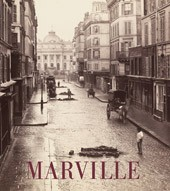 "Image: book cover of ""Charles Marville: Photographer of Paris"""