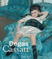 "Image: book cover of ""Degas/Cassatt"""