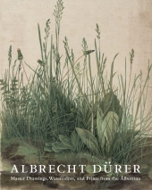 "Image: book cover of ""Albrecht Dürer: Master Drawings, Watercolors, and Prints from the Albertina"""