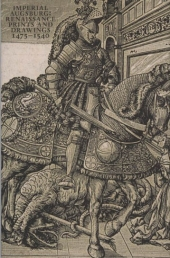"Image: book cover of ""Imperial Augsburg: Renaissance Prints and Drawings, 1475–1540"""