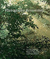 "Image: book cover of ""Photography Reinvented: The Collection of Robert E. Meyerhoff and Rheda Becker"""